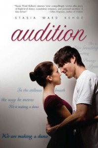 Audition, Stasia Ward Kehoe, book Cover, ballet, free verse, book review