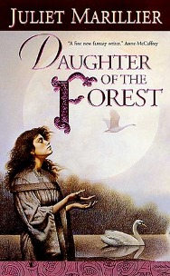 Daughter Of The Forest, Juliet Marillier, Book Cover