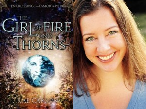 Rae Carson, Girl Of Fire And Thorns