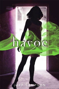 Havoc, Jeff Sampson, Book Cover