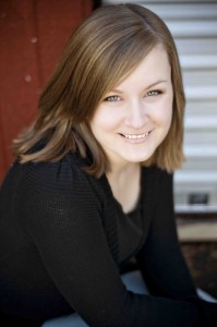 Kiersten White, Author, author photograph