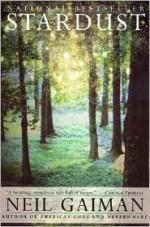 Stardust, Neil Gaiman, trees, book cover