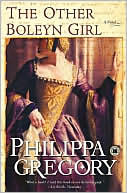 The Other Boleyn Girl, Phillipa Gregory, Book Cover