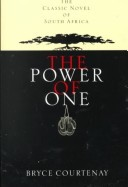 The Power Of One, Boxing Gloves, Tree, Bryce Courtenay, Book Cover