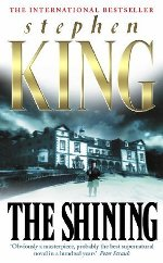 The Shining, Stephen King, Book Cover
