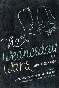 The Wednesday Wars, Gary Schmidt, Book Cover