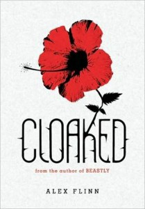 Cloaked, Alex Flinn, Book Cover, Book Review