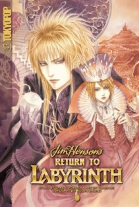 Return To Labyrinth, Jake Forbes, Book Cover