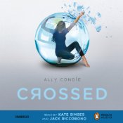 Crossed, Ally Condie, Audiobook, Cover, Matched Sequel, Cassia