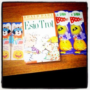 Esio Trot Book Marks