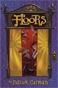 Floors, Patrick Carmen, Book Cover