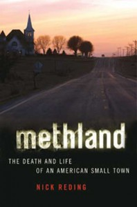 Methland The Death And Life oF An American Small Town, Nick Reding, Book Cover