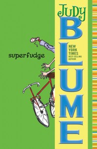 Super Fudge, Judy Blume, Book Cover