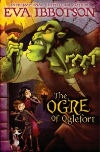 The Ogre Of Oglefort, Eva Ibbotson, Book Cover