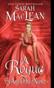 A Rogue By Any Other Name, Sarah MacLean, Book Cover, Pink, Romance Book Cover