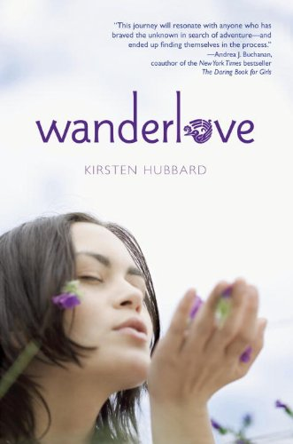 Wanderlove, Kirsten Hubbard, Book Cover