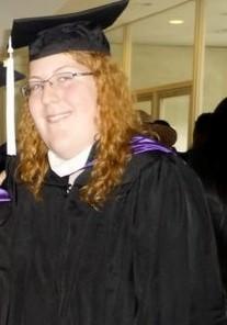 Allison Graduating