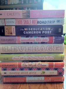 Completely Contemporary Challenge Books