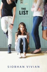 The List Siobhan Vivian Book Cover