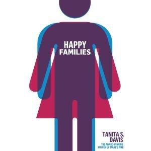 Happy Families Tanita S. Davis Book Cover