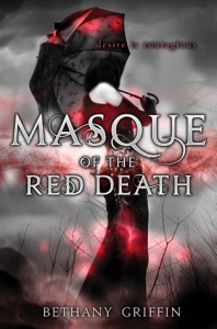 The Masque Of The Red Death Bethany Griffin Book Cover