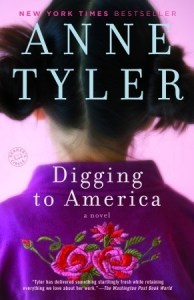 Digging To America Anne Tyler Book Cover