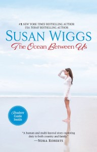 The Ocean Between Us Susan Wiggs Book Cover