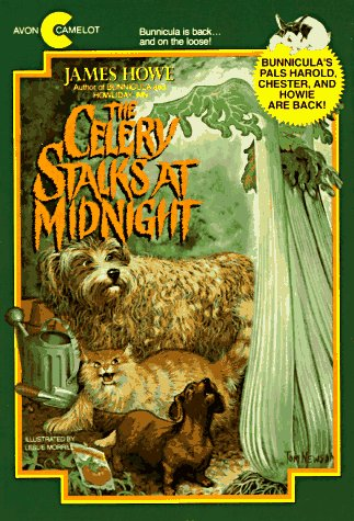 The Celery Stalks At Midnight James Howe Book Cover