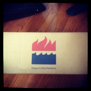Harper Collins Box
