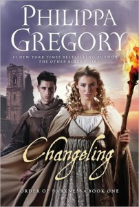 Changeling Philippa Gregory Cover
