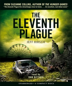 The Eleventh Plague Jeff Hirsch Audiobook Cover