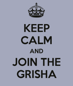 Keep Calm And Join The Grisha Shadow And Bone