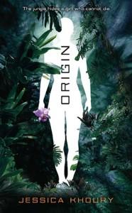 Origin Jessica Khoury Book Cover
