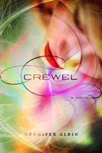 Crewel Gennifer Albin Book Cover
