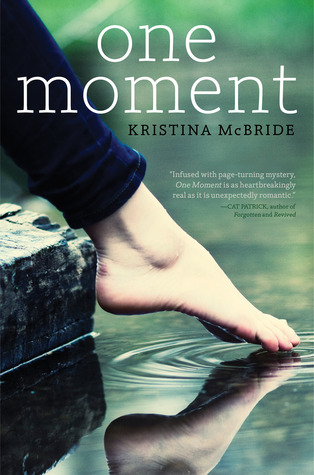 One Moment Kristina McBride Book Cover