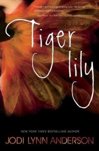Tiger Lily Jodi Lynn Anderson Book Cover