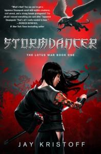 Stormdancer Jay Kristoff Book Cover