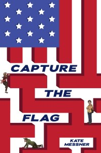 Capture The Flag Kate Messner Cover