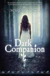 Dark Companion Marta Acosta Book Review