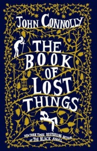 The Book Of Lost Things John Connolly Book Cover