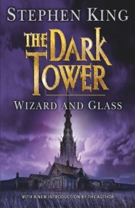 Wizards And Glass Stephen King Book Cover