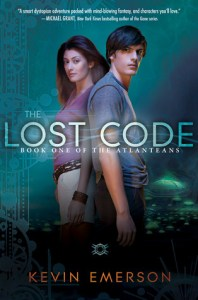 The Lost Code Kevin Emerson Book Review