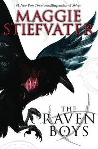 The Raven Boys Maggie Stiefvater Book Cover