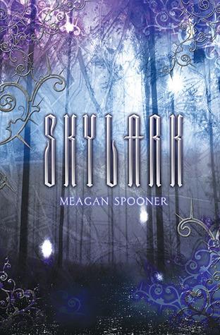 Skylark Meagan Spooner Book Cover