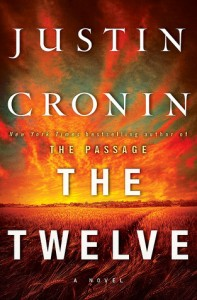 The Twelve Justin Cronin Book Cover