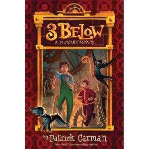 Floors 3 Below Patrick Carmen Book Cover