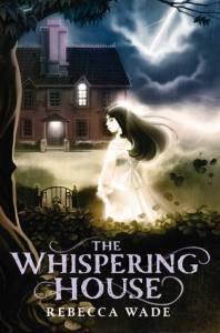 The Whispering House Rebecca Waid Book Cover
