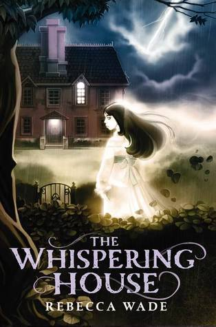 The Whispering House Rebecca Waid Book Cover