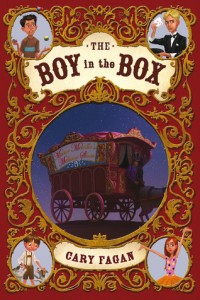The Boy In The Box Cary Fagan Book Cover