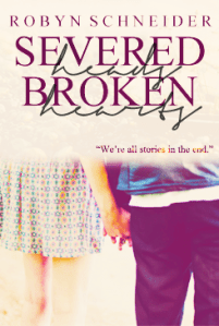 SEVERED HEADS BROKEN HEARTS by Robyn Schneider COVER REVEAL